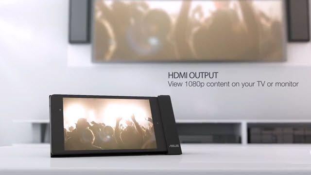 Nexus 7 için Kablosuz Şarj Standı ve Dock Ünitesi Tanıtıldı
