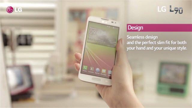 LG L 3 Serisine İlk Dokunuş