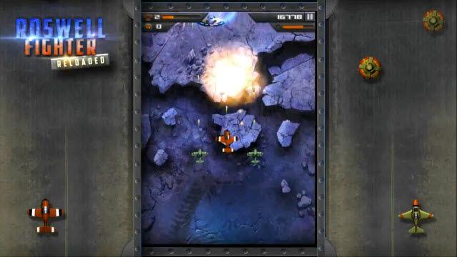 Roswell Fighter Reloaded Tanıtım Videosu