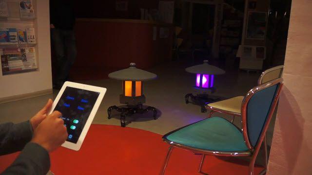Robotik Bahçe Lambalası Toro-bot ile Tanışın