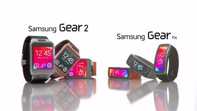 Samsung Galaxy Gear 2 ve Galaxy Fit'e Kısa Bir Bakış