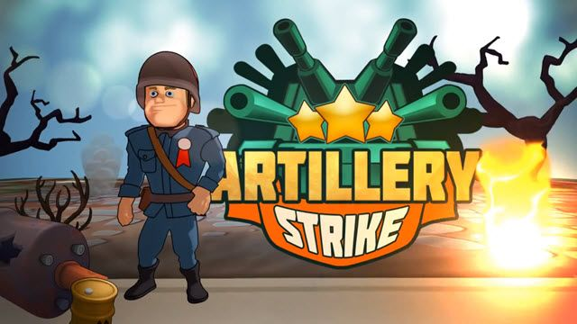 Artillery Strike Tanıtım Videosu