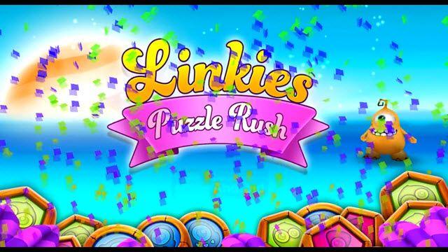 Linkies Puzzle Rush Tanıtım Videosu