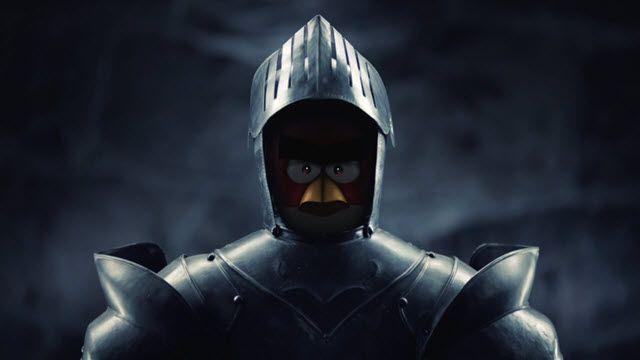 Rovio Yeni Angry Birds Oyununu Duyurdu