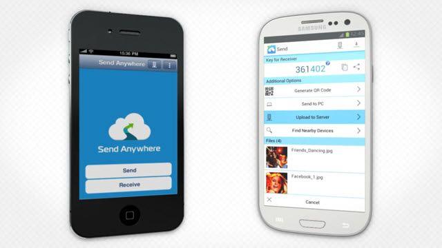 Send Anywhere Tanıtım Videosu