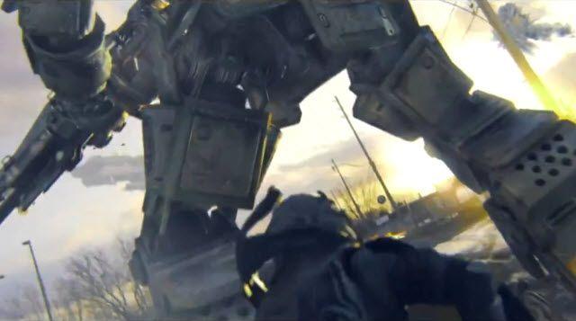 Titanfall Canlı Aksiyon Videosu