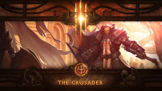 Diablo 3 Ek Paketi Reaper of Souls Karakteri The Crusader Tanıtıldı