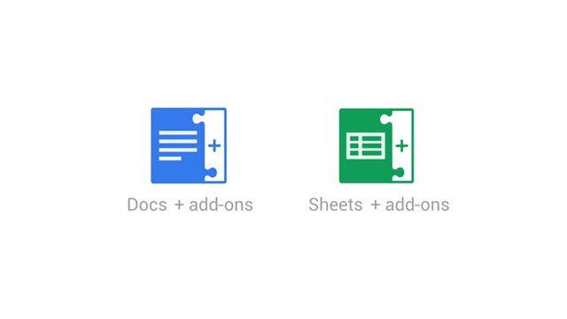 Google Dökümanlar ve E-Tablolar için Eklenti Desteği Duyuruldu
