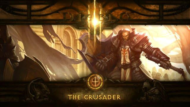 Diablo 3: Reaper of Souls - Crusader