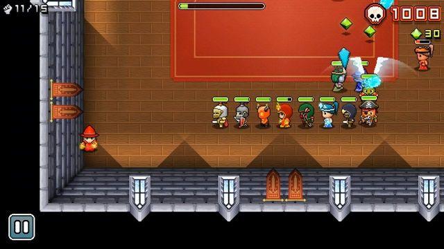 Nimble Quest Tanıtım ve Oynanış Videosu