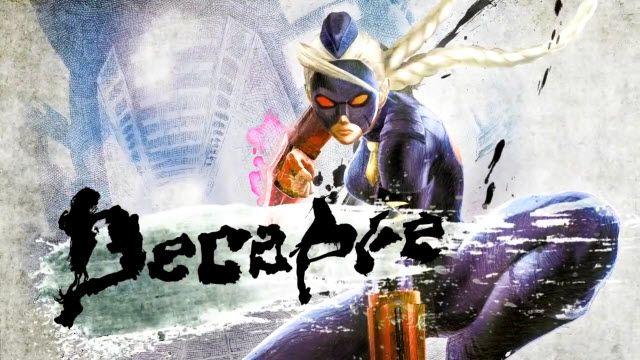 Ultra Street Fighter 4'ün Yeni Dişi Kahramanı Decapre
