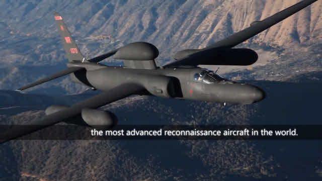 U-2S: Dünyanın Kıyısında Gezen Keşif Uçağı