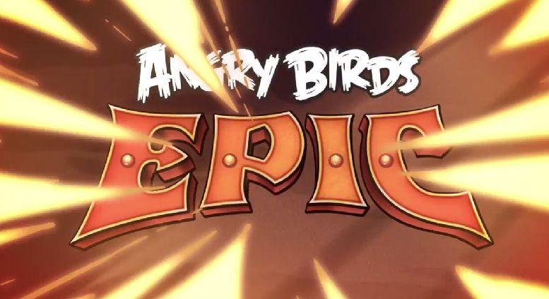 Angry Birds Epic - Resmi Oynanış Tanıtım Videosu
