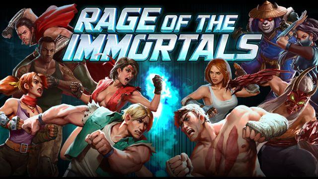 Rage of the Immortals Oynanış Videosu