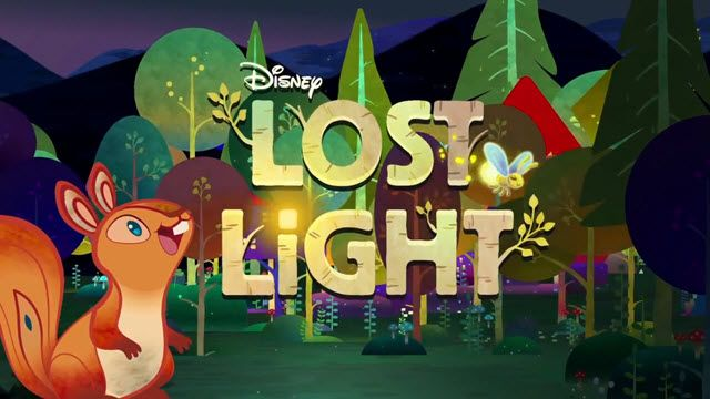 Lost Light Tanıtım Videosu