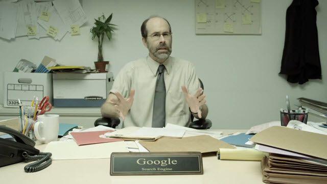 Google İnsan Olsaydı Nasıl Olurdu? 2