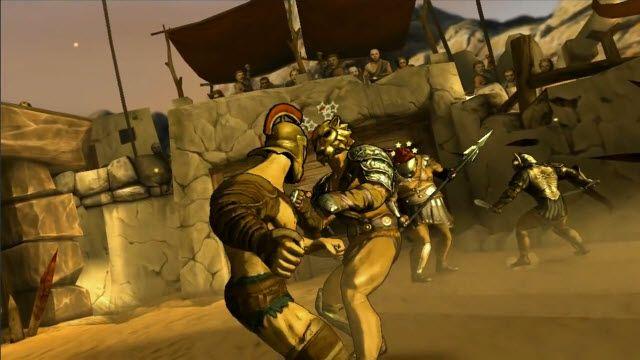 I, Gladiator Oynanış Videosu