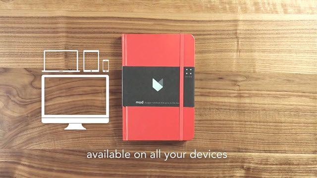 Mod - Bulutla Senkronize Olabilen Kağıt Not Defteri