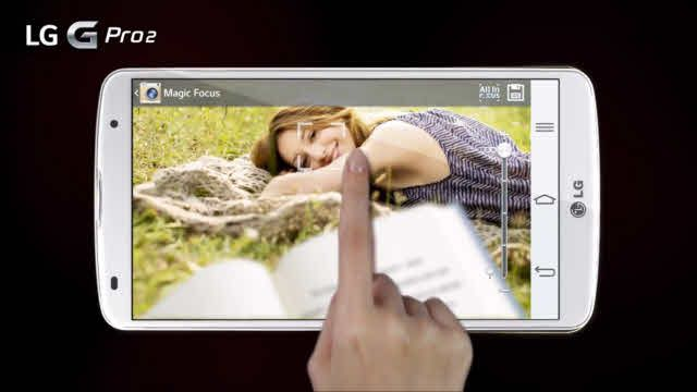 LG G Pro2'nin Kamera Özellikleri