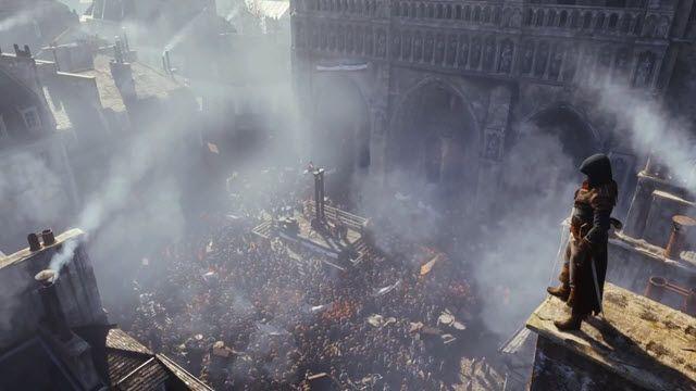 Assassin's Creed Unity Tanıtım Videosu