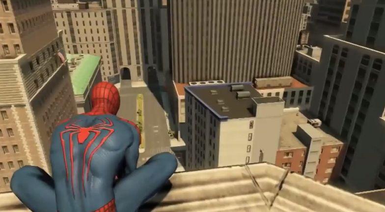 The Amazing Spider-Man 2 - İlk Oynanış Videosu
