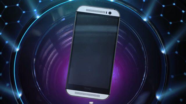 HTC One M8'e İlk Bakış