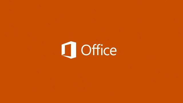 Microsoft Office iPad için Çıktı!