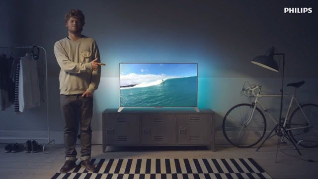 Philips 4K Android Televizyonunu Duyurdu