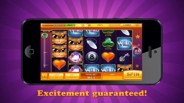 Slots - House of Fun Tanıtım Videosu