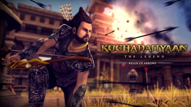 Kochadaiiyaan:Reign of Arrows Oynanış Videosu