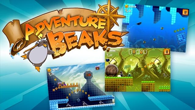 Adventure Beaks Tanıtım Videosu