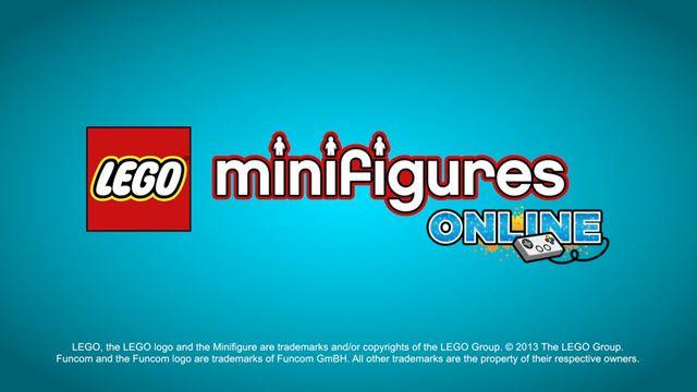 LEGO Minifigures Online Tanıtım Videosu