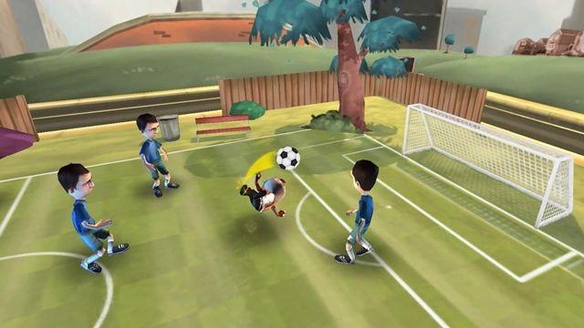 Soccer Moves Tanıtım Videosu