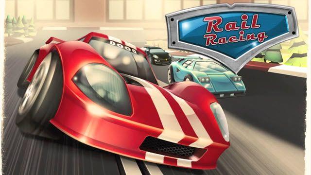 Rail Racing Tanıtım Videosu