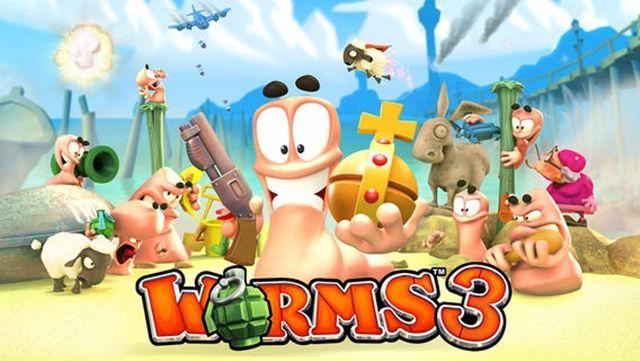 Worms 3 Tanıtım Videosu