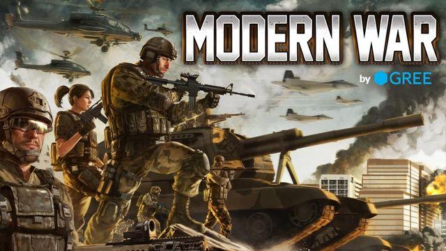 Modern War Tanıtım Videosu