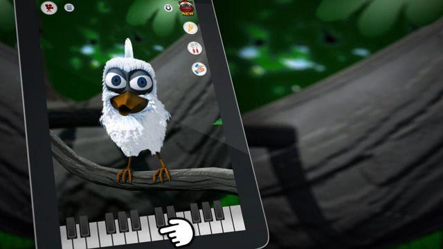 Talking Larry the Bird Tanıtım Videosu