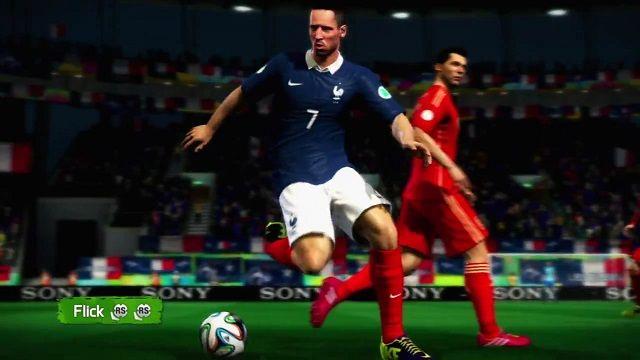 2014 FIFA World Cup - Özel Hareketler ve Gol Sevinçleri