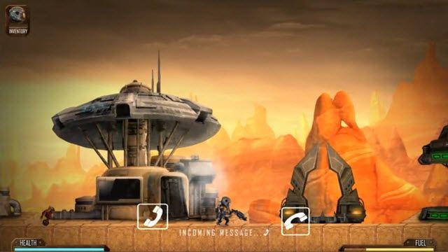 Mines of Mars Tanıtım Videosu