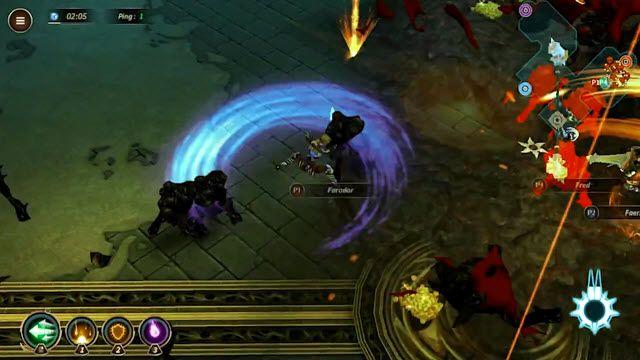 Lightbringers: Saviors of Raia Oynanış Videosu