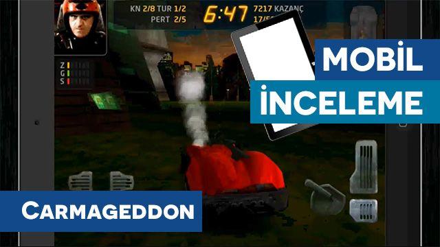 Carmageddon iOS, Android İncelemesi