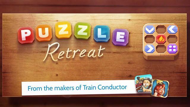 Puzzle Retreat Tanıtım Videosu