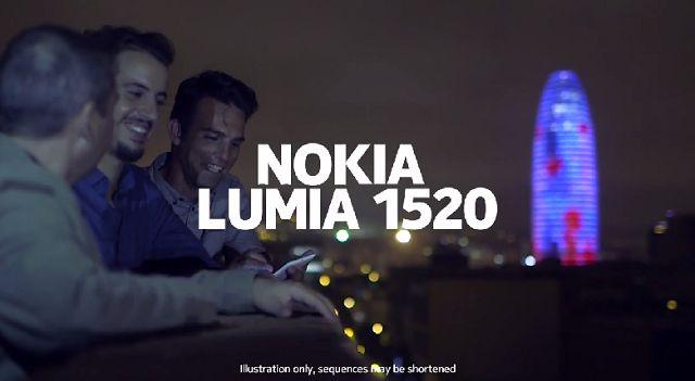 İş Kullanıcıları için Akıllı Çözüm: Nokia Lumia 1520
