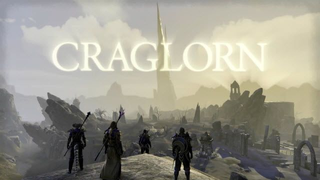 Elder Scrolls Online-Craglorn