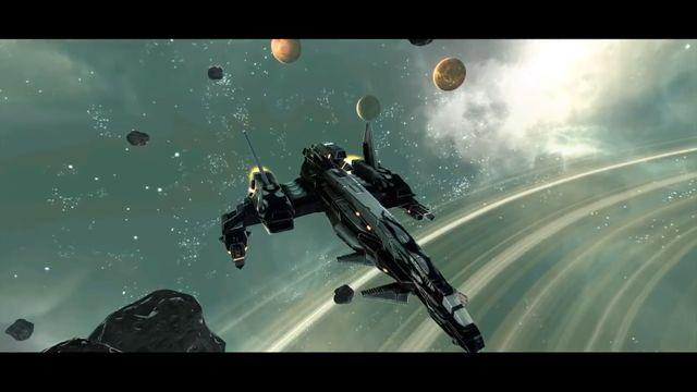 Galaxy on Fire 2 HD Tanıtım Videosu