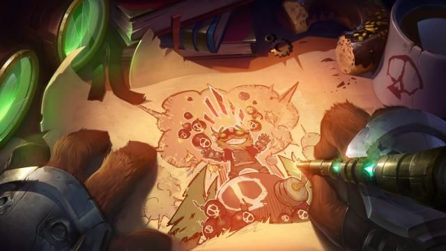 League of Legends - Ultra Rekabet Faktörü Tanıtım Videosu