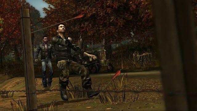 The Walking Dead Android Çıkış Videosu