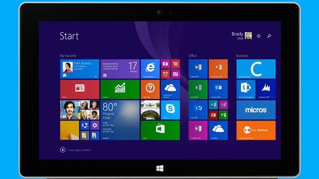 Yeni Windows 8.1 Güncellemesi Sizlerle
