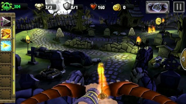 Skull Legends Oynanış Videosu