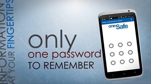 oneSafe Tanıtım Videosu